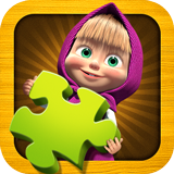 Puzzle: Masha and The Bear