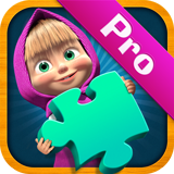 Masha and The Bear: Puzzle Pro